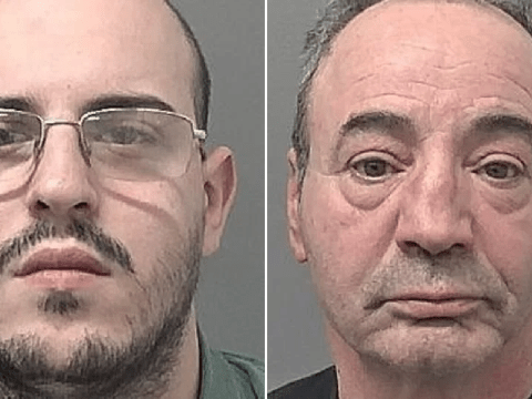 Man named 'innocent' caught with carrier bag full of heroin