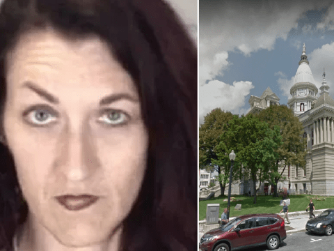 Woman who stabbed her boyfriend to death during bondage sex game is freed from jail