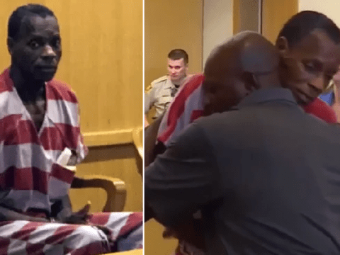 Judge frees inmate who spent 36 years in prison for stealing $50
