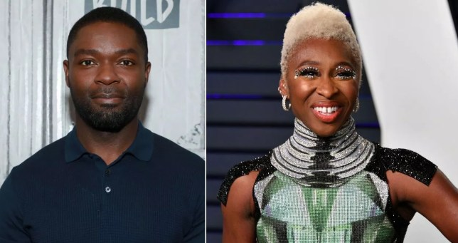 David Oyelowo defends Cynthia Erivo's Harriet Tubman casting