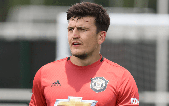Man Utd confirm record-breaking £80m signing of Harry Maguire from Leicester City