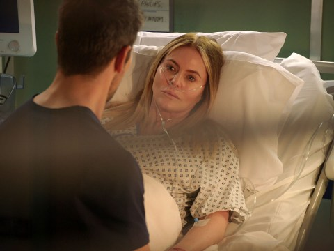 Holby City spoilers: Jac comes face-to-face with arch rival Faye and Joseph as storm hits
