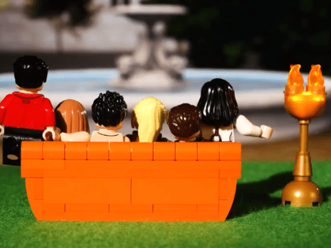 Friends is getting a LEGO set and all of a sudden we know what we want for Christmas