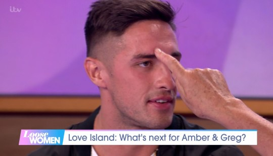 Greg O'Shea Love Island on Loose WOmen