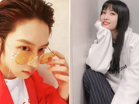 Super Junior's Heechul and TWICE's Momo are not dating so we can all calm down now