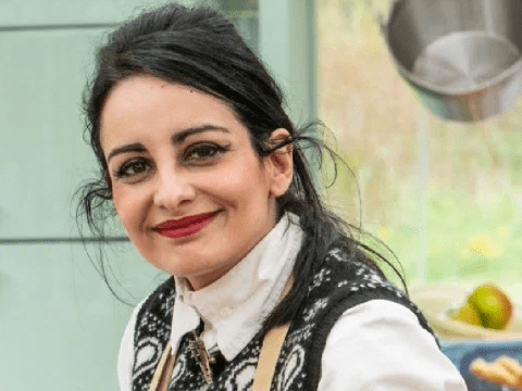 How old is Bake Off's Helena Garcia and what is her day job?