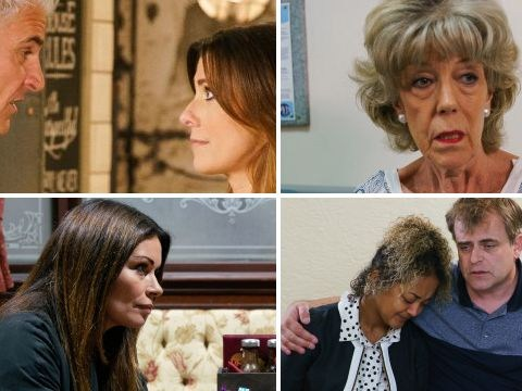 Coronation Street spoilers: Devastating death, life changing shock and pee scandal