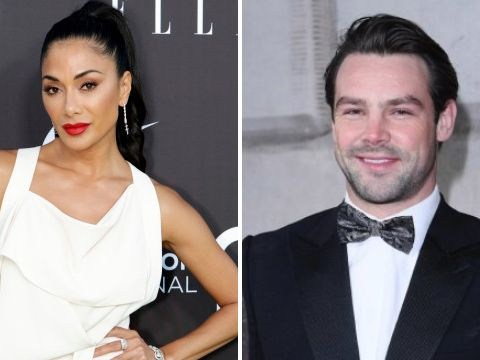 Ben Foden 'fantasised about Nicole Scherzinger threesome in sexts with mystery woman' weeks before whirlwind wedding