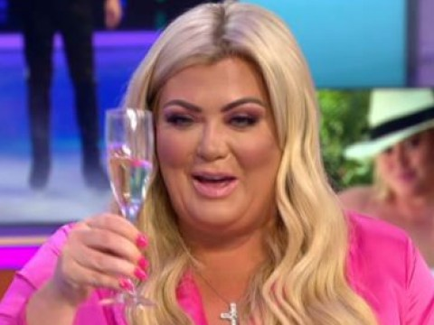 Gemma Collins reignites Jason Gardiner feud as she celebrates claims he could be axed from Dancing On Ice