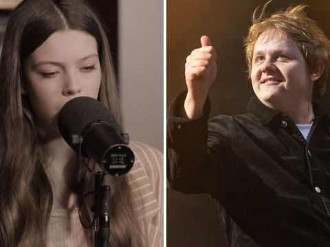 America's Got Talent's Courtney Hadwin slays Lewis Capaldi's Someone You Loved cover and we need a collab ASAP