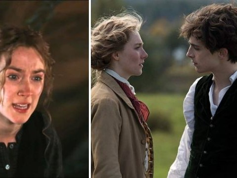 Timothee Chalamet and Saoirse Ronan are 'bonfire of chemistry' in Little Women and we are living for it