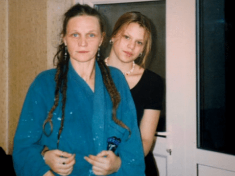 Jade Goody 'rolled spliffs' for self-described 'crackhead mum who punched her'