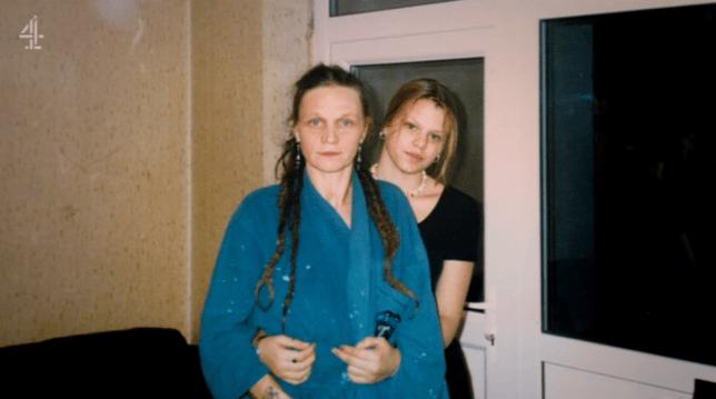 Jade Goody and her mum Jaciey