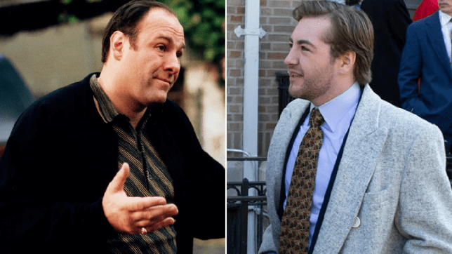 James Gandolfini's lookalike son Michael opens up about 'difficult decision' to play a young Tony Soprano