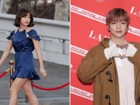TWICE's Jihyo confirmed to be dating Kang Daniel and we are shipping it