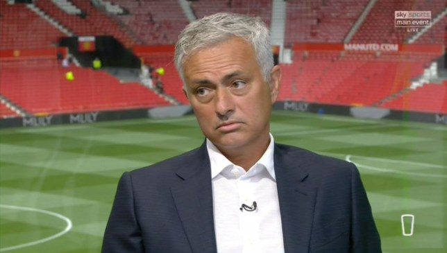 Former Manchester United and Chelsea boss Jose Mourinho has backed Spurs to challenge for the Premier League title
