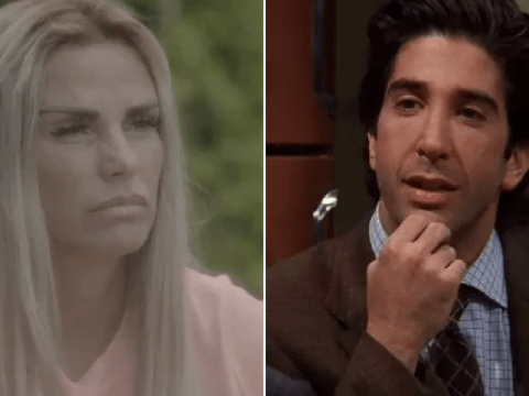Katie Price channels Friends' Ross Geller and writes savage pros and cons list of fiance Kris Boyson