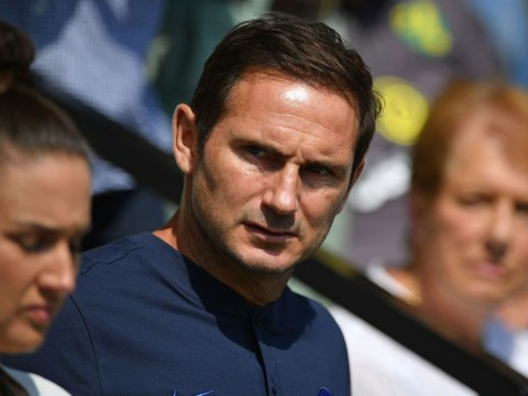 Frank Lampard admits he's 'fortunate' to have Maurizio Sarri signing Jorginho at Chelsea