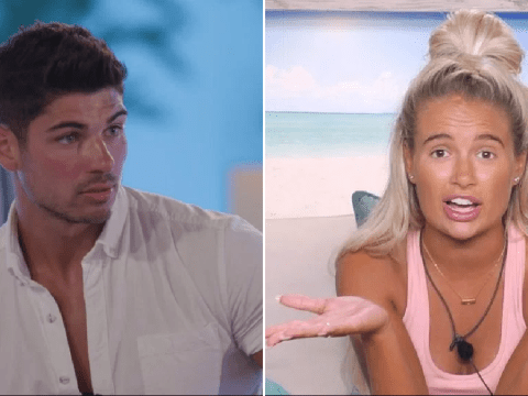 Love Island's Molly-Mae addresses Anton Danyluk unfollowing her on Instagram: 'It's unnecessary'