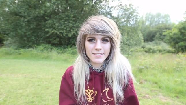 YouTuber Marina Joyce