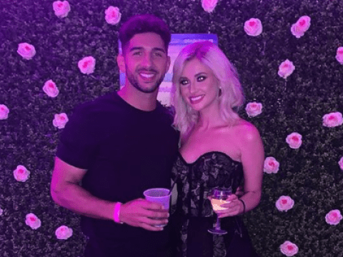 Love Island's Marvin Brooks 'trying to crack on with Amy Hart' and we're all rooting for him