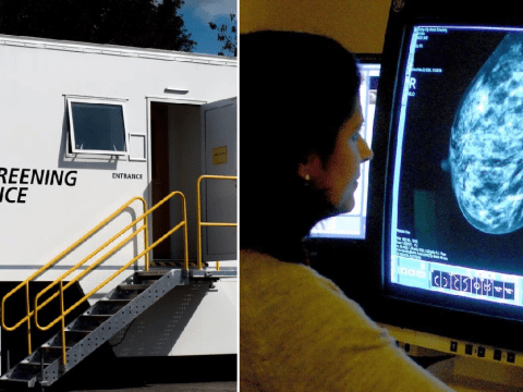 Council charged NHS £1,500 in parking fees for breast cancer screening van