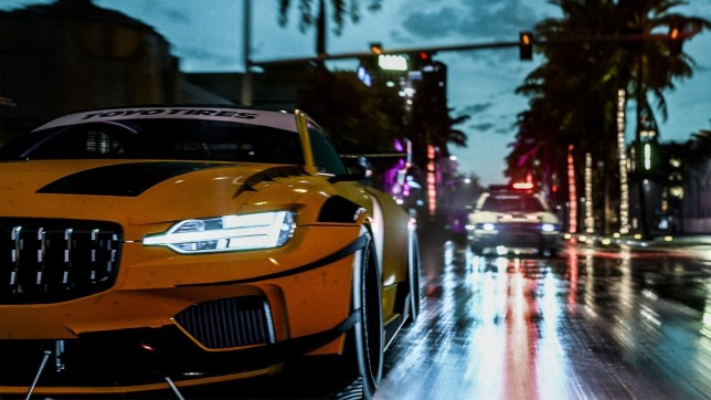 NFS Heat - were you impressed by the trailer?