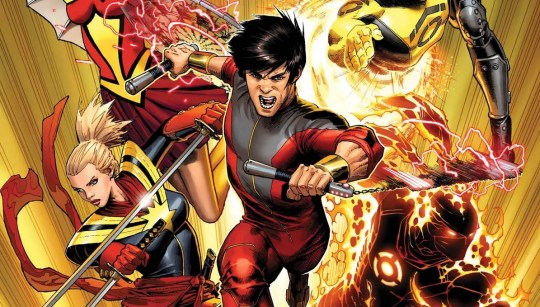 Did Marvel star Simu Liu low-key hint Shadowhunters actor Harry Shum Jr is in Shang-Chi?