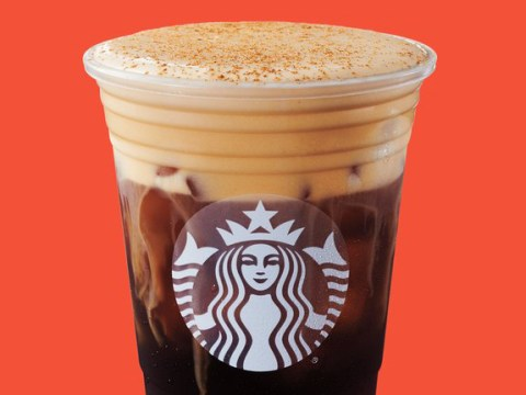 Starbucks just launched a cold brew Pumpkin Spice Latte and we want it