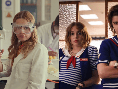Stranger Things and Sex Education get crossover we didn't know we needed