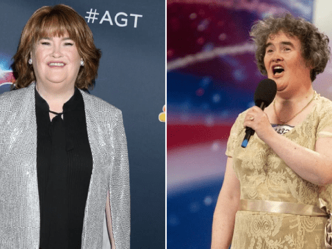Susan Boyle cringes over her BGT first audition outfit: 'What was I like'