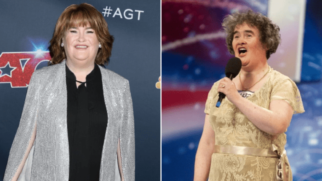 Susan Boyle reminds fans about her Miami concert as she celebrates 10 years in the spotlight
