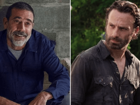 The Walking Dead deleted scene explains why Rick Grimes didn't kill Negan