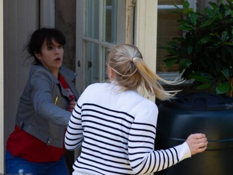Emmerdale spoilers: Tracy Metcalfe discovers that Kerry Wyatt killed Frank Clayton