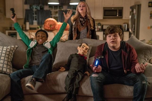 Goosebumps 2: Haunted Halloween on Sky Cinema