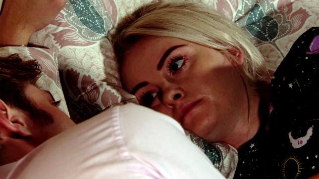 Sinead in Coronation Street learns when she will die