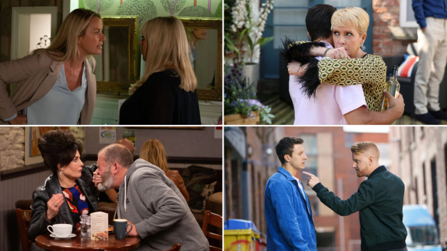Soap spoilers for EastEnders, Hollyoaks, Emmerdale and Coronation Street