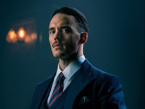 Peaky Blinders viewers praise 'unreal' Sam Claflin for unsettling Oswald Mosley performance