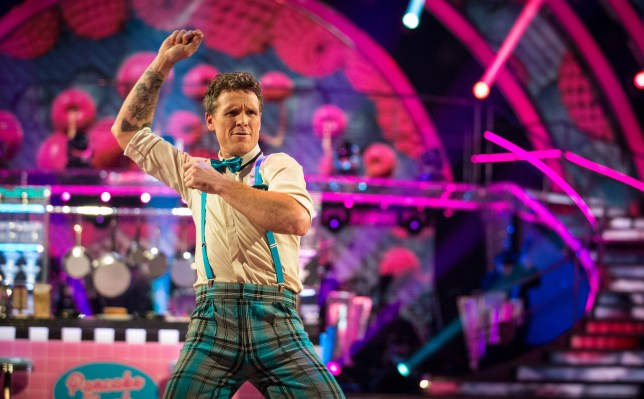 Strictly Come Dancing star James Cracknell had to undergo extra mental health tests before being allowed to take part after horror bike crash