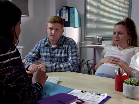 Coronation Street spoilers: Gemma Winter and Chesney Brown receive bad baby news tonight