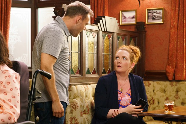 Fiz and Tyrone face losing their kids in Coronation Street