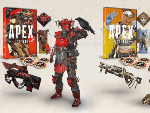 EA is releasing Apex Legend retail editions with exclusive skins