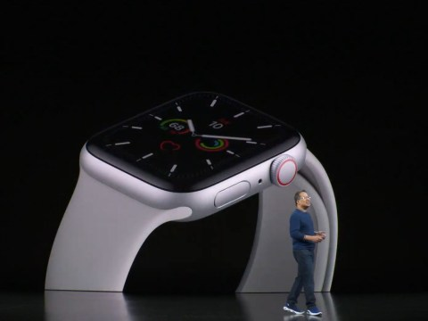 Apple unveils Apple Watch Series 5 with an always-on display