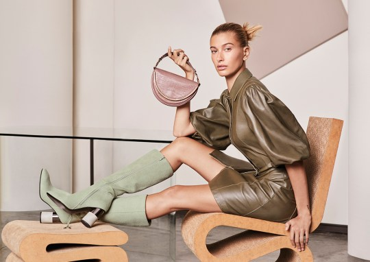 Charles and Keith Hailey Bieber