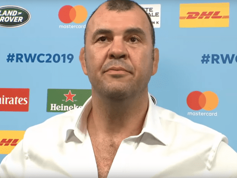 Australia coach Michael Cheika seething over 'embarrassing' refereeing of Wales defeat