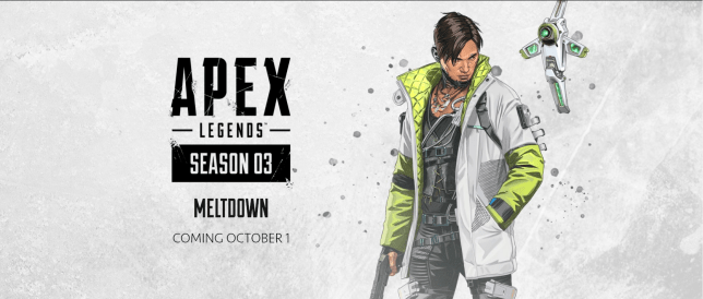 Crypto Coming To Apex Legends In Season 3 Next Month Metro