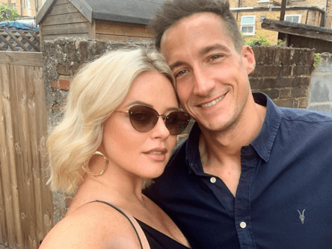 Emily Atack's 'biological clock is ticking' as she talks marriage and babies with boyfriend of six months