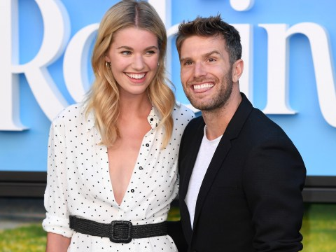 Who is Joel Dommett's wife Hannah Cooper and how long has she been married to The Masked Singer host?