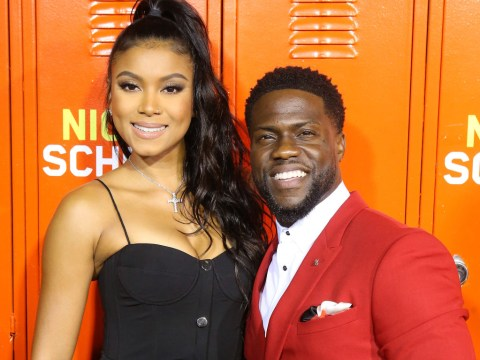 Kevin Hart 'will be back on track in no time' after car crash says his wife Eniko