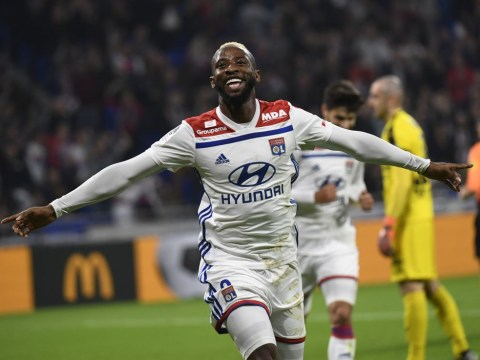 Manchester United plot January transfer move for Lyon striker Moussa Dembele